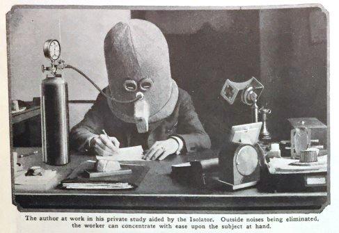 isolator helmet