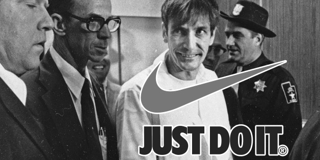 Muder behind Nike Just do it Slogan